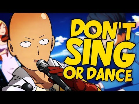 Why are These Songs so CATCHY?! Try NOT to Sing or Dance Challenge  Anime Edition