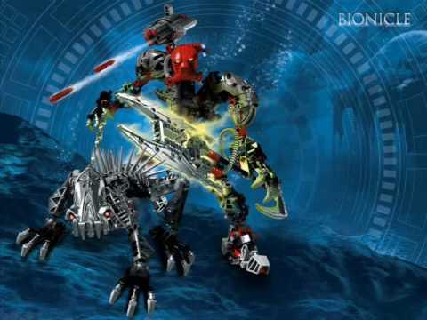 Face Me (Bionicle Mahri Theme)