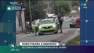 LA EMBOSCADA A UN REMISERO EN BAJO PUEYRREDÓN