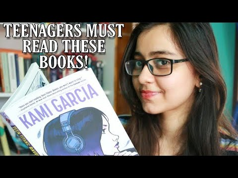 10 Book Recommendations For Teenagers And Youngsters!