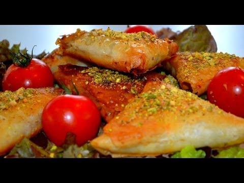 cuisine-marocaine-/-1-recette-facile-et-rapide-de-briwates-marocaines
