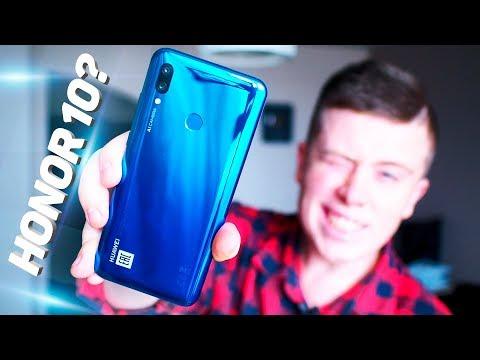 Huawei P Smart 2019 - Самый дешёвый смартфон с NFC 2019 года