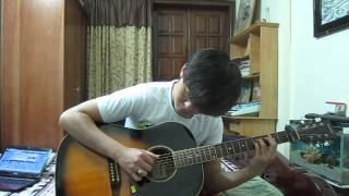 Lost Stars - Hùng Acoustic ( Fingerstyles guitar )