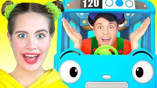 Bus Driver Song - Canción Infantil | Canciones Infantiles con LALA