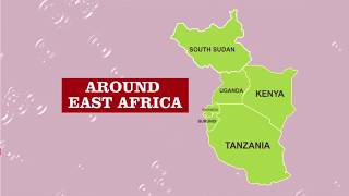 Around East Africa: Kenyan police officers charged
