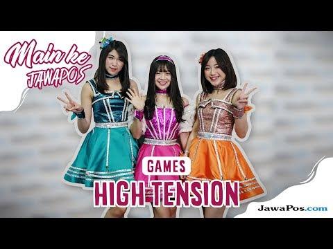 Yupi, Shani dan Sinka JKT48 #MainKeJawaPos (Part 2)