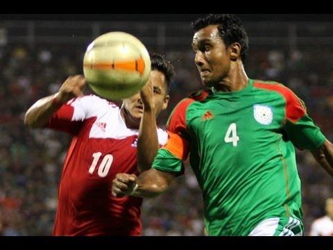 FULL MATCH: Nepal vs Bangladesh - SAFF Championship 2013