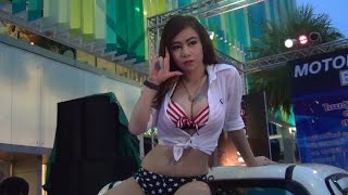 Repeat youtube video Laem Chabang Car Audio Show with Coyote Dancers 2015 File 04
