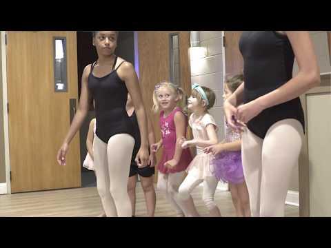 City Gospel Mission: Princesses Ballet 2018