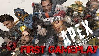Apex Legends : First Gameplay