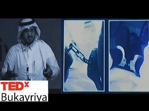 متأخر ٧ أيام - عوض الهمزاني - تيدكس TEDxBukayriyah
