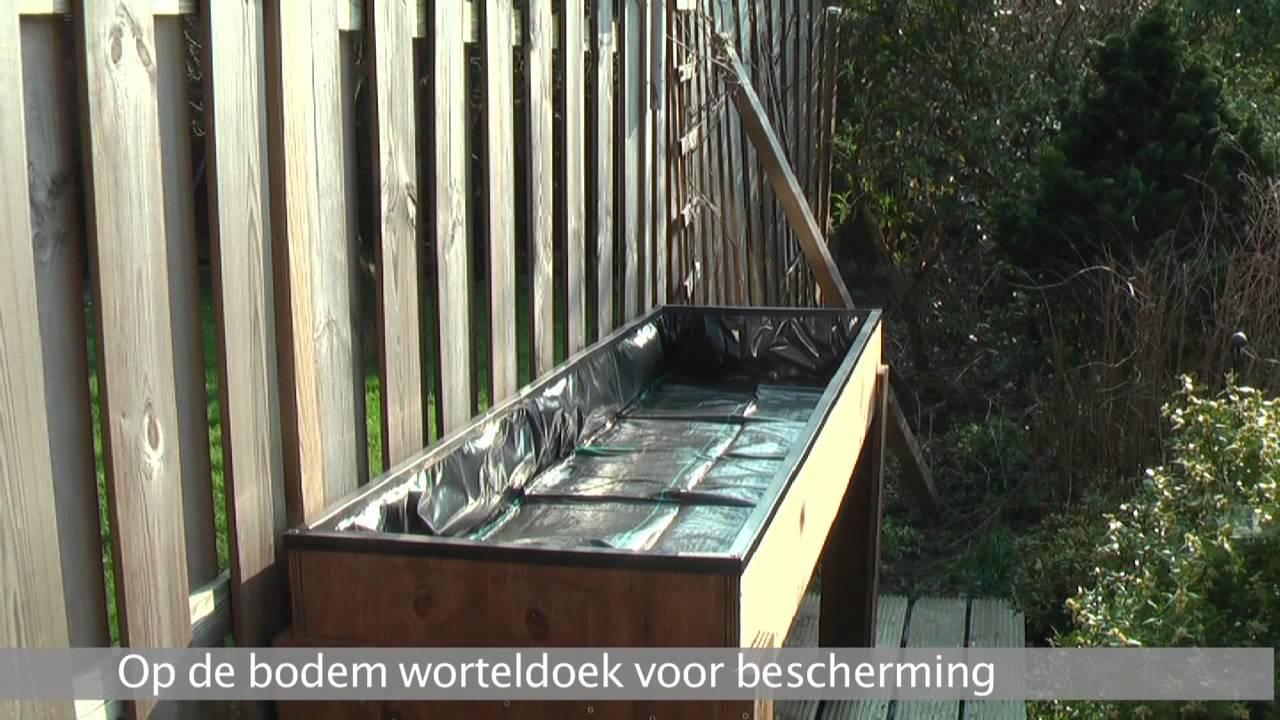 Hoe maak je een tafeltuin youtube - Maak een natuursteensteen ...