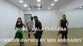Kaala chashma | Baar Baar Dekho | Zumba® Fitness | RDX | Sagar Rajguru and crew