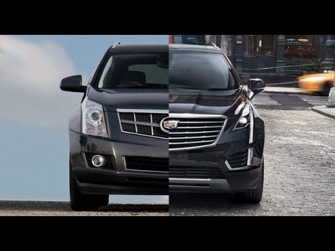 2016 Cadillac SRX Vs XT5 YouTube
