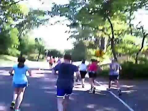 2012 North Shore Half Marathon - Highland Park, IL - Sunday, June 10, 2012 - John V. Karavitis