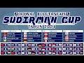 JADWAL BULU TANGKIS PIALA SUDIRMAN CUP 2021