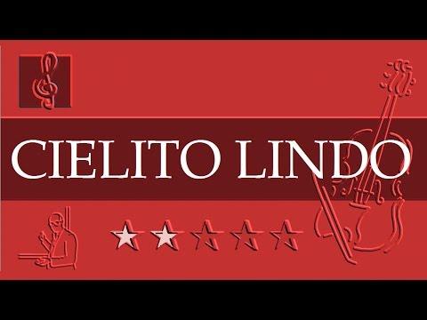 Violin Notes Tutorial - Cielito lindo (Sheet music - Guitar chords)