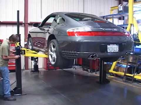 The Ultimate Garage Lift  YouTube