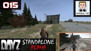 DayZ Standalone #015 - große Razzia am Airfield [deutsch][HD+] Let's Play DayZ SA Alpha
