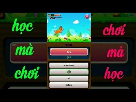 Game học tiếng Anh lớp 3,4,5  vui và có ích cho bé [Bucha – learn English]