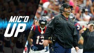 Bill O'Brien Mic'd Up vs. Lions (Week 8) | Sound FX | NFL Films