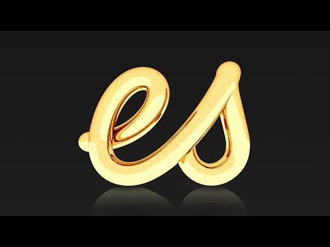Hyper-Realistic Lettering Tutorial | Cinema 4D
