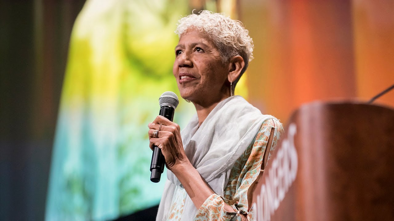 Ericka Huggins: The Role of Spiritual Practice in Social Justice Work | Bioneers 2016