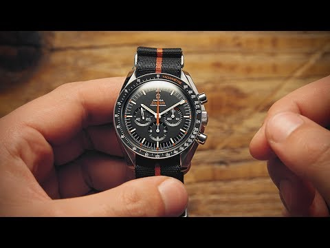 Review: Omega Speedmaster Ultraman | Watchfinder & Co.