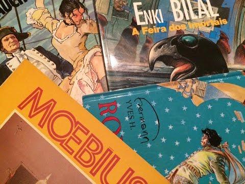 European comics (bande dessinée) essentials