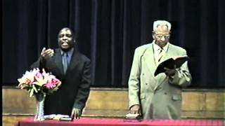 The Apostolic Faith Mission of Africa - 2006 Easter Meeting ( Thursday Evening Service )