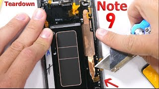 Download Samsung Note 9 Teardown! - Is there Water inside? Mp3 and Videos