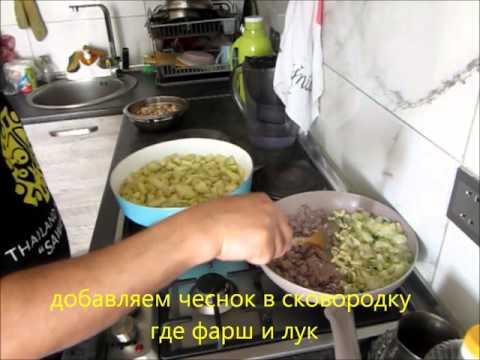 Фарш с грибами - рецепт с пошаговыми фото