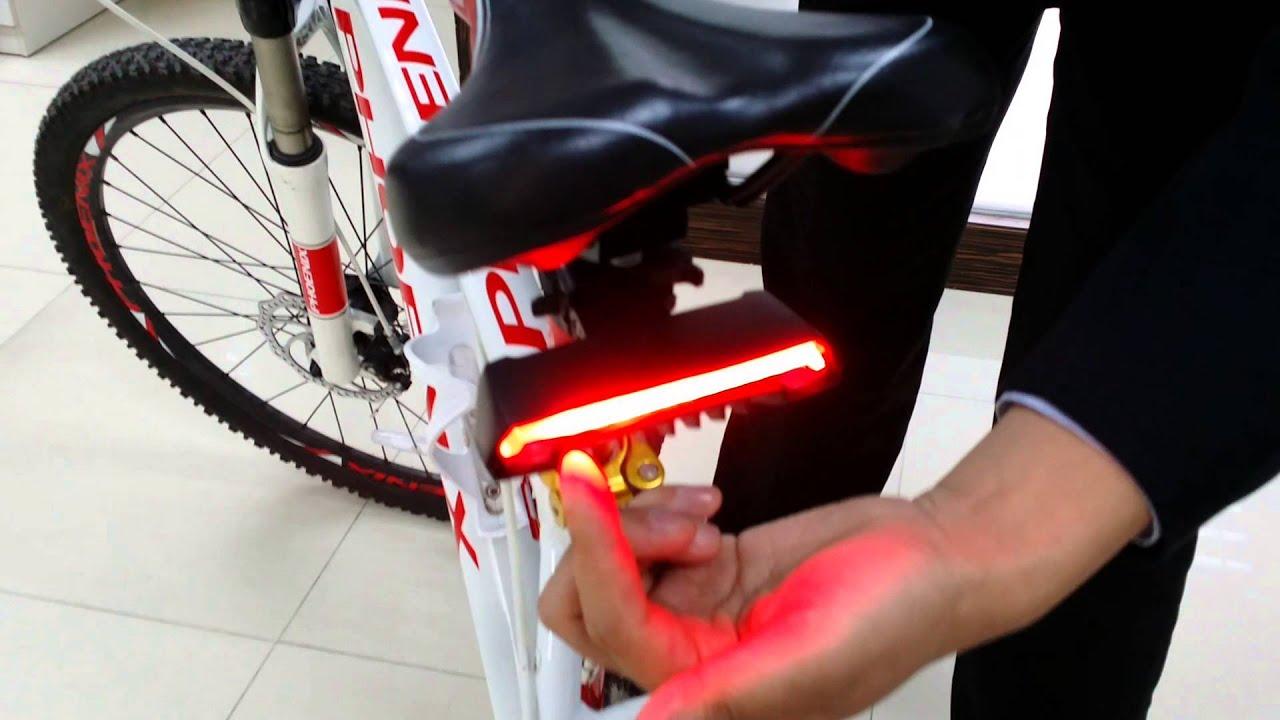 X5 Luz Led Con Indicador De Direccionales Y Control Remoto