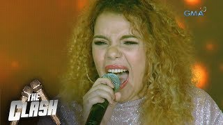 """The Clash: Mirriam Manalo performs """"And I Am Telling You"""""""