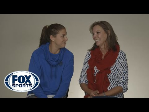 U.S. Women's National Team Mother's Day Surprise