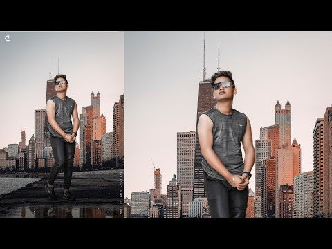 Professional Photo Manipulation Tutorial In Photoshop Edit Like MJ Editx In Photoshop Sony Jackson