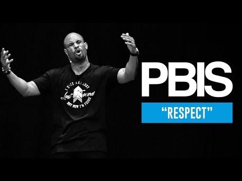 "PBIS ""RESPECT"" | Jeremy Anderson | School Speaker"