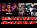 YOUTUBE REACTION MASHUP   COKE STUDIO PAKISTAN   JUNOON