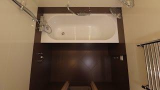 видео ремонт ванной