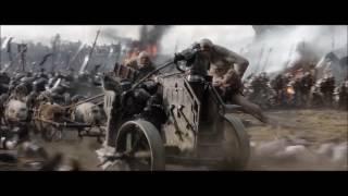 Hobbit Battle of Five Armies (Sabaton: Blood of Bannockburn)