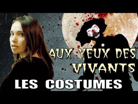 Aux Yeux des Vivants - Les Costumes (avec Beatrice Dalle & Anne Marivin)