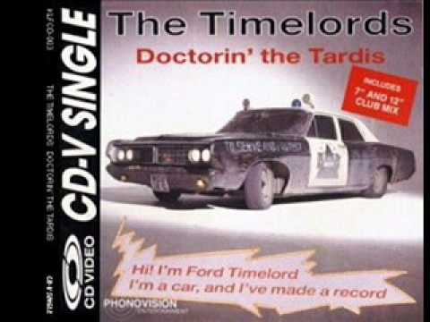 The Timelords (The KLF) - Doctorin' The Tardis (12-inch mix)