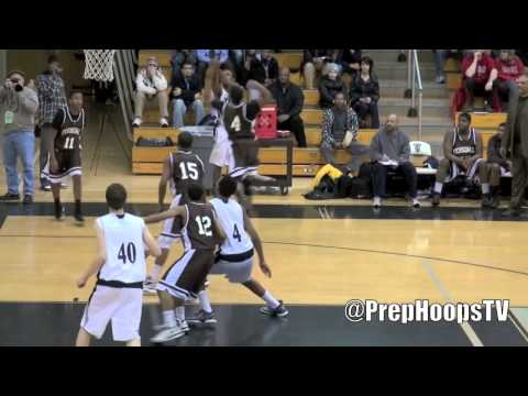 Kentucky Wildcat commit James Young Troy High School highlights vs Ferndale