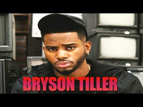 Bryson Tiller FACE Interview - (Lost Tape 2017/Listen to Overtime)