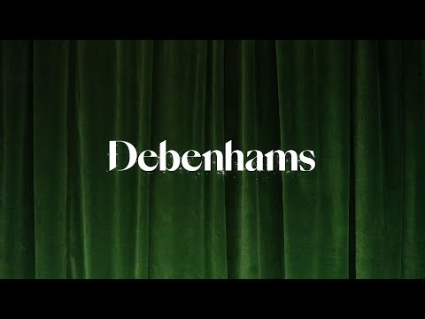Debenhams Christmas TV advert 2019