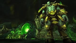 Patch 6.2 - Archimonde Defeat cinematic (VOSTFR)