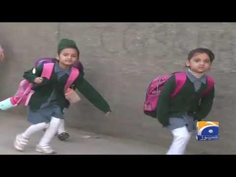 School, College Van Drivers Strike In Karachi