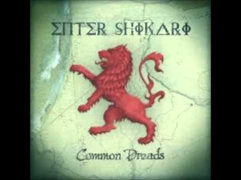 Enter Shikari - Antwerpen With Lyrics