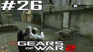 """DARK CORNERS MAP PACK!"" - Gears of War 2 Road to Rank 100 LIVE w/ Shadowz #26"