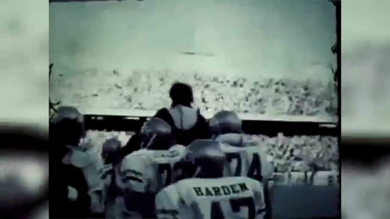 Notre Dame Vs Georgia Tech 1976 Youtube